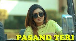 Pasand Teri Lyrics – Anmol Gagan Maan – LyricsBELL