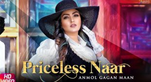 Priceless Naar Lyrics by Anmol Gagan Maan