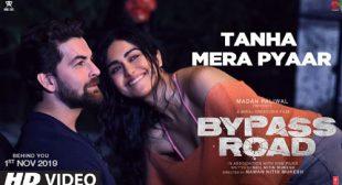 Tanha Mera Pyaar Song Lyrics