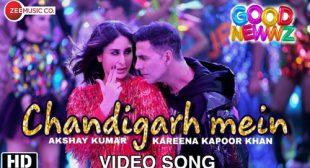 Chandigarh Mein Lyrics – Good Newwz