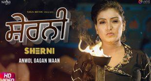 Sherni – Anmol Gagan Maan Lyrics