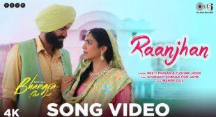 Raanjhan – Bhangra Paa Le Lyrics