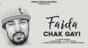 Faida Chak Gayi – Garry Sandhu