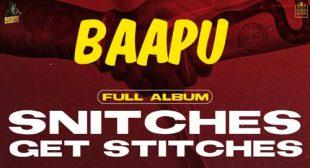 Lyrics of Baapu Song