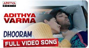 Dhooram Song Lyrics – Adithya Varma – MpLyrics