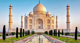 TajMahal (one of Seven Wonders in world) In Agra India