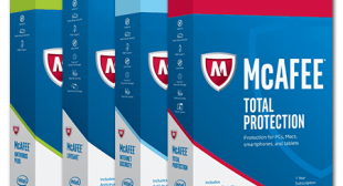 Mcafee.com/activate – Install McAfee with an activation key
