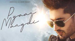 Pyaar Mangdi Lyrics – Jassi Gill
