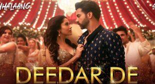 Deedar De Lyrics