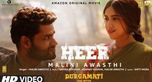 हीर Heer Lyrics In Hindi – Durgamati | Bhumi Pednekar